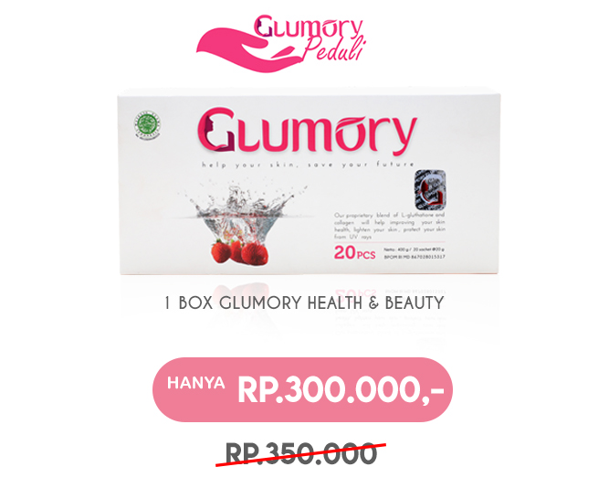 Harga Promo Glumory Health & Beauty