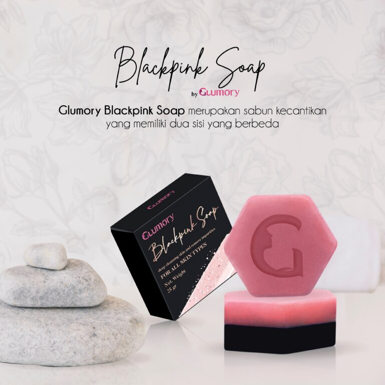 Glumory Blackpink Soap