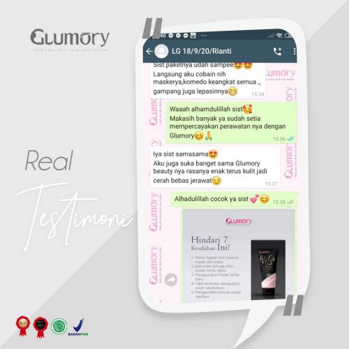 Testimoni Peel Off Mask