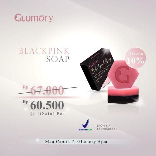 Glumory Soap Blackpink