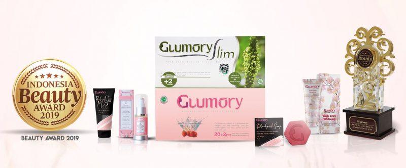 All Produk Brand Glumory Brand Kecantikan Terbaik Alami Aman dan Halal
