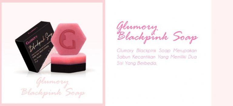 Sabun Wajah Terbaik sabun wajah untuk kulit berminyak kering kusam Glumory Blackpink Soap