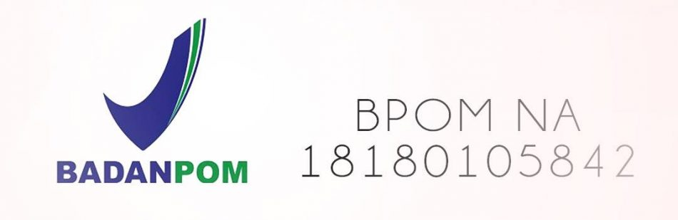 Glumory Lotion Brightening Nomor BPOM RI