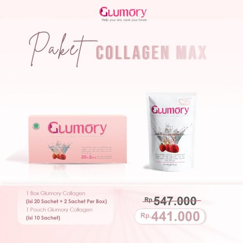 Glumory Paket Collagen Max
