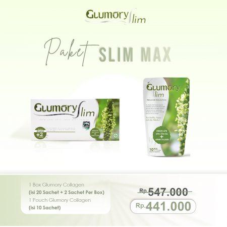 Glumory Paket Slim Max