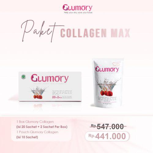 Harga Paket Collagen Max