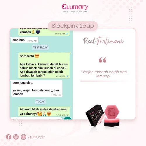 Testimoni Glumory BlackPink Soap (11)