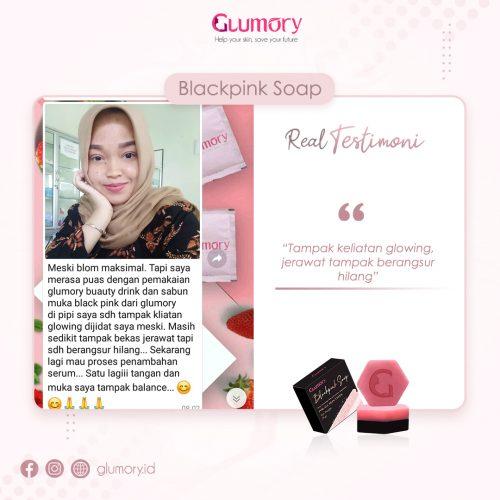 Testimoni Glumory BlackPink Soap (14)