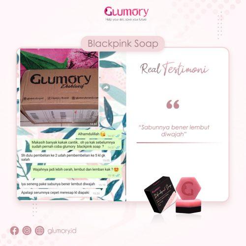 Testimoni Glumory BlackPink Soap (17)