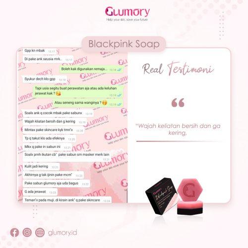 Testimoni Glumory BlackPink Soap (24)