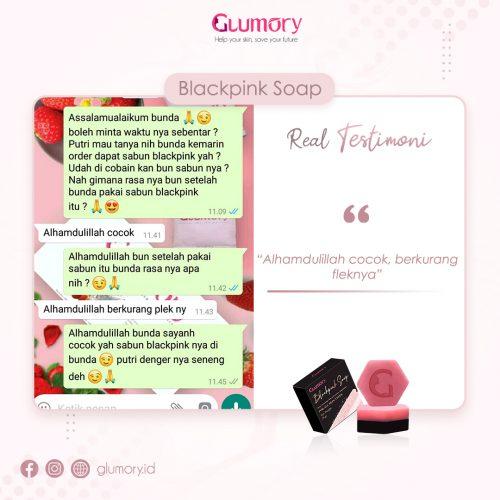 Testimoni Glumory BlackPink Soap (33)