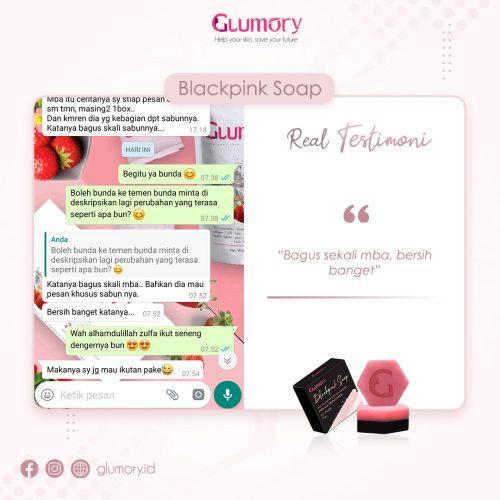 Testimoni Glumory BlackPink Soap (38)