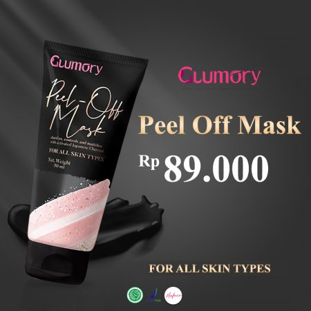 Glumory Peel Off Mask