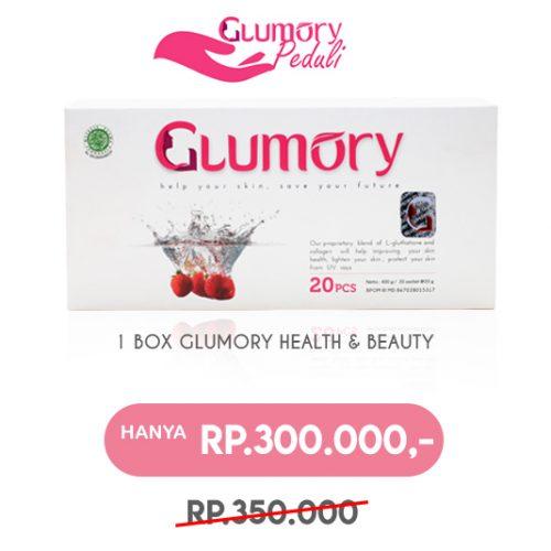 Harga Promo Glumory Health & Beauty