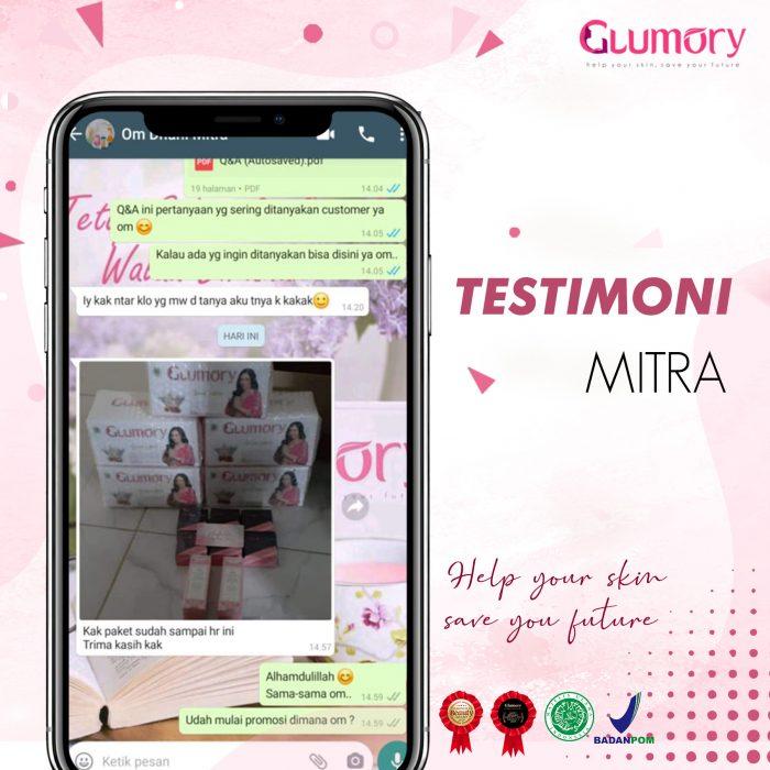 Testimoni Mitra Glumory