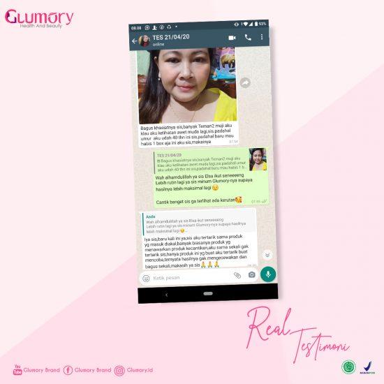 Testimoni Glumory Health & Beauty
